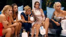 """TV-Kritik """"Bachelor"""" auf RTL: Zwischen heiterer Blondinenparade und verbaler Fetzerei"""