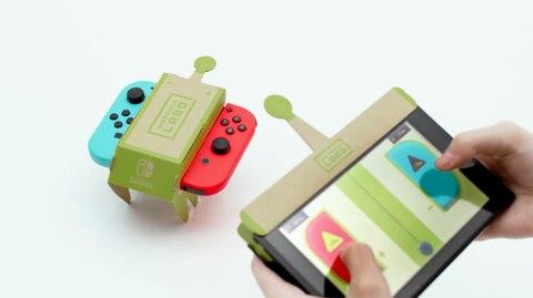 Neues Zubehör für die Switch: Alles Pappe: Nintendo wagt seinen mutigsten Schritt