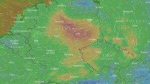 Sturm Tracker Windy