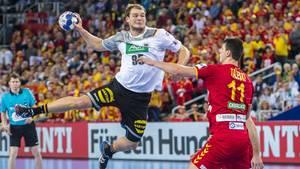 handball-em 2018 - deutschlands gegner in hauptrunde
