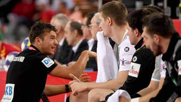 Handball Bundestrainer Christian Prokop