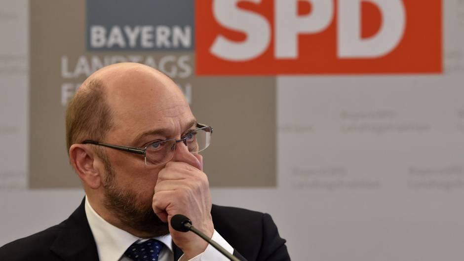 Schulz schreibt emotionalen Brief an SPD-Mitglieder