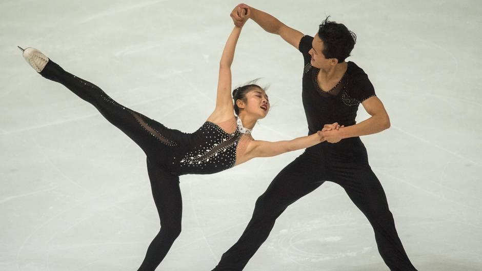 olympia 2018 - nordkorea vier sportarten