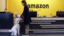 Amazons Hauptquartier in Seattle