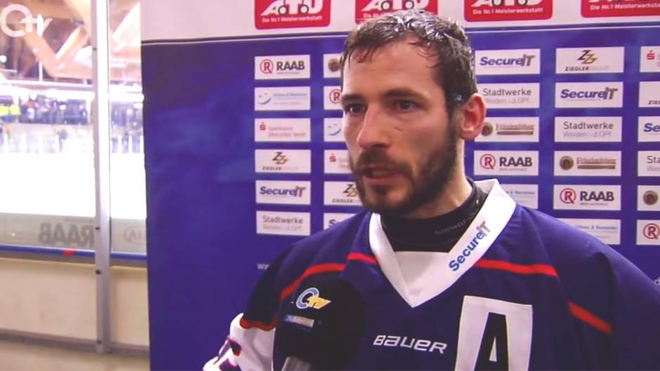 """Eishockeyspieler in Rage: """"Leck mich am Arsch!"""": Diese geniale Wutrede müssen Sie sehen"""