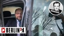 SPD-Parteichef Martin Schulz