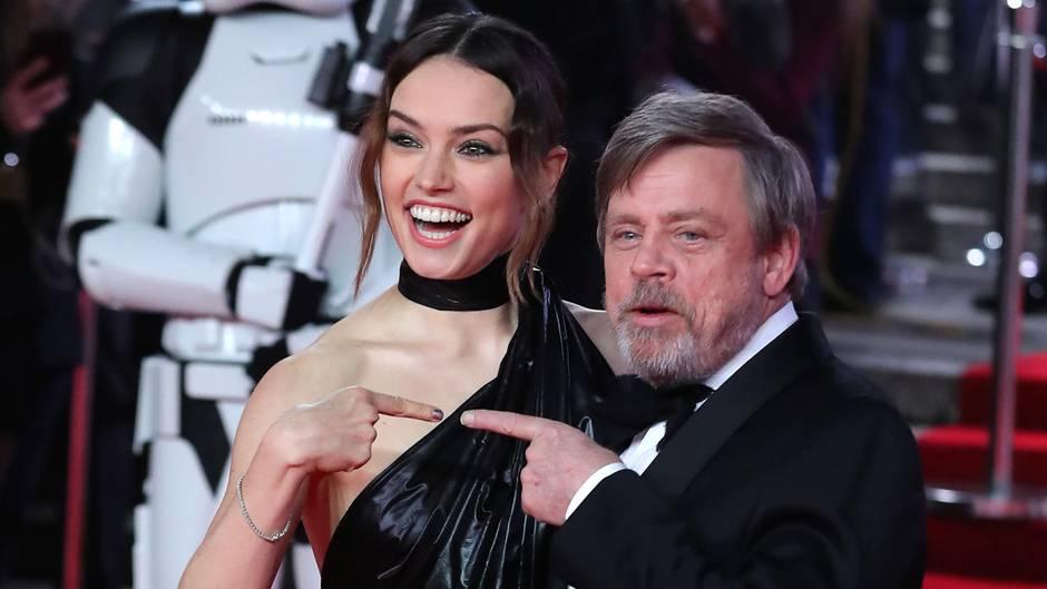 """""""Entweiblichter Fan-Schnitt"""": Was wäre Star Wars ohne Frauen? Hollywood reagiert grandios auf Chauvi-Filmfassung"""