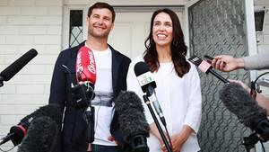 Neuseeland: Premierministerin Jacinda Ardern ist schwanger