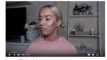 Ein Video der Influencerin Elle Darby auf Youtube