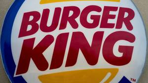 Burger King Firmenlogo