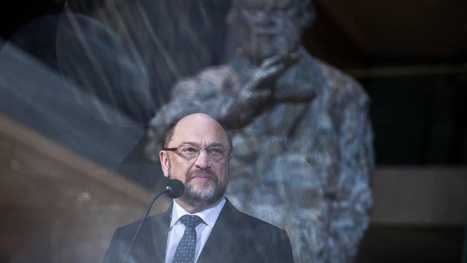 Schulz: Nach zwei Jahren GroKo