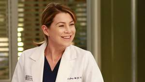 """Ellen Pompeo als Dr. Meredith Grey in der Serie """"Grey's Anatomy"""""""