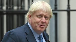 Großbritanniens Außenminister Boris Johnson