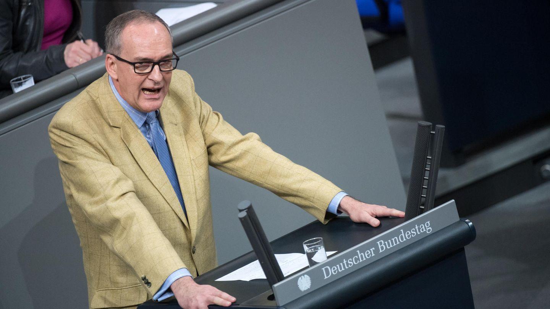Der AfD-Bundestagsabgeordnete Roman Reusch