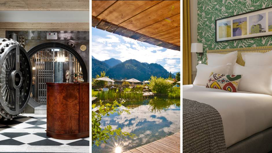 Die besten hotels in europa das geo saison ranking 2018 for Die besten design hotels