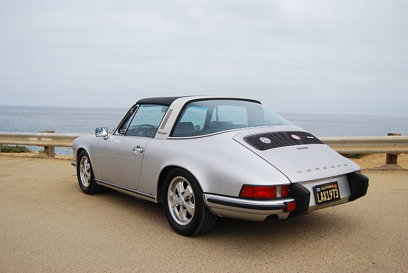 Porsche 911 S by Zelectric