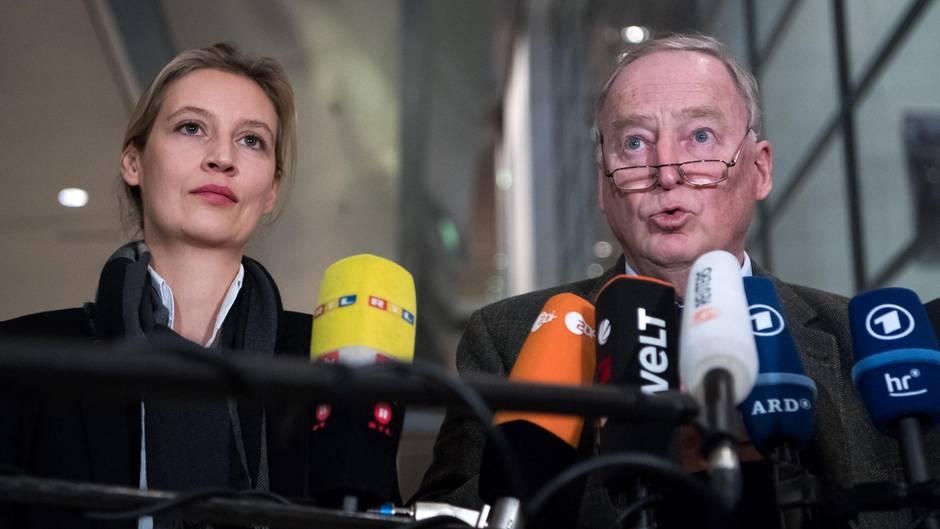 Hammelsprung: Hier muss der Bundestag seine Sitzung nach AfD-Antrag abbrechen