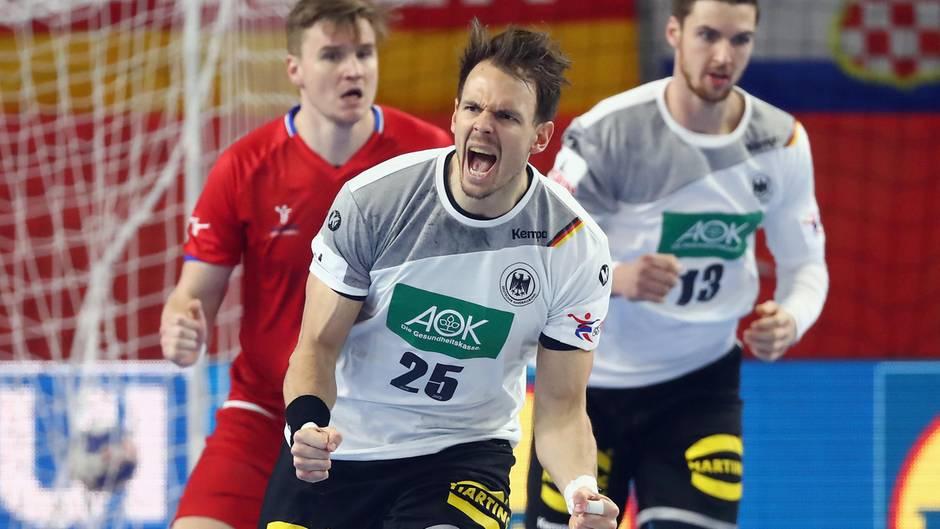 Kai Häfner Handball EM