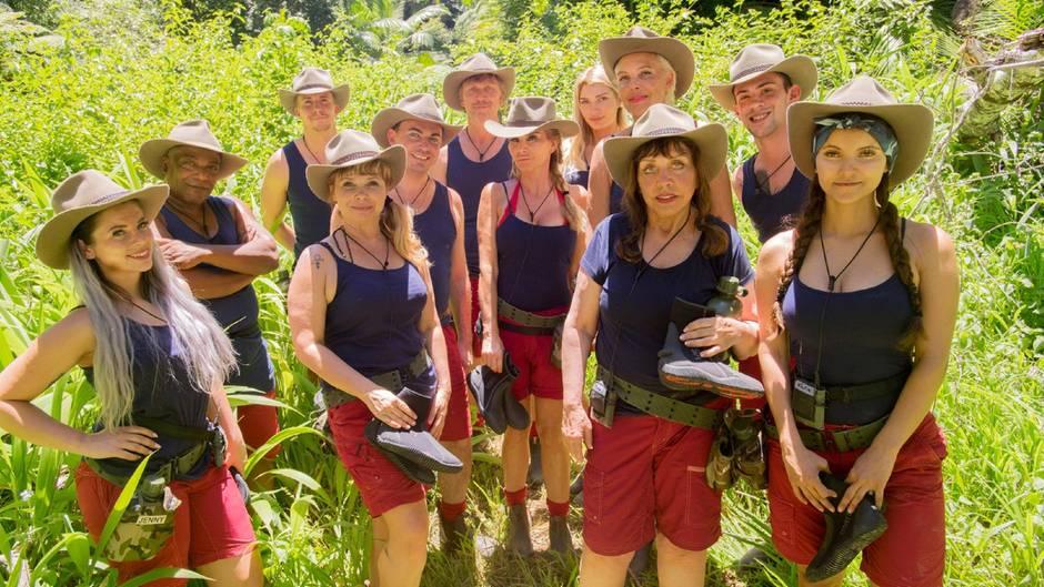 Dschungelcamp-Teilnehmer