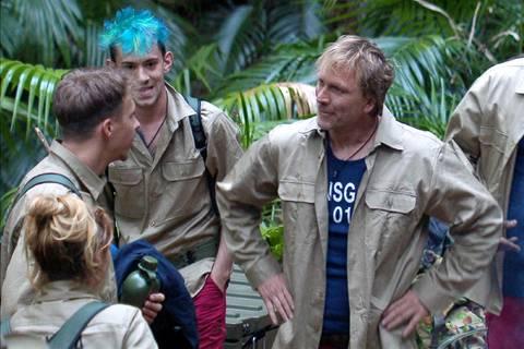 Dschungelcamp Tv Kritik Wenn Man Dschungelkonig Wird Ist