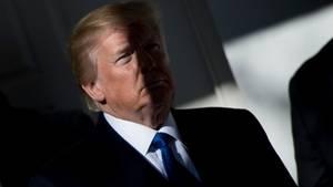 """Donald Trump hat seine Florida-Reise abgesagt - der """"Shutdown"""" ist Realität"""
