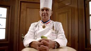 """Der berühmteste Gastronom der Welt ist tot: Paul Bocuse - hier vor der Preisverleihung des """"Goldenen Bocuse"""" im Jahr 2007"""