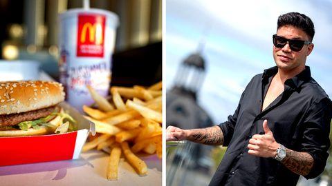 Fastfood: Die mysteriöse VIP-Karte von McDonald's gibt es wirklich - und Rapper Kay One hat sie