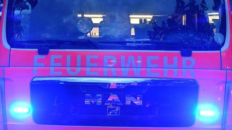 Nachrichten Deutschland Feuerwehr