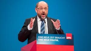 Martin Schulz und der Parteivorstand haben erfolgreich geworben: Es gibt neue GroKo-Verhandlungen mit der Union