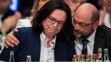 Es gibt GroKo-Verhandlungen: Das ist zu einem großen Teil der Verdienst von Andrea Nahles