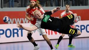 Handball EM Patrick Wiencek