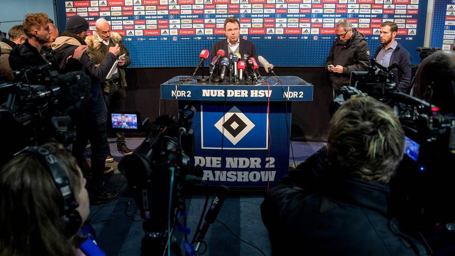 HSV Heribert Bruchhagen