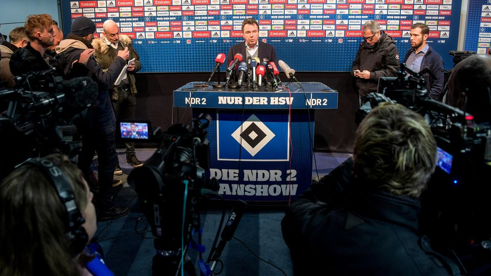 HSV Heribert Bruchhagen