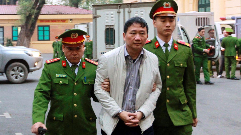 Geschäftsmann Trinh Xuan Thanh ist zu lebenslanger Haft verurteilt worden