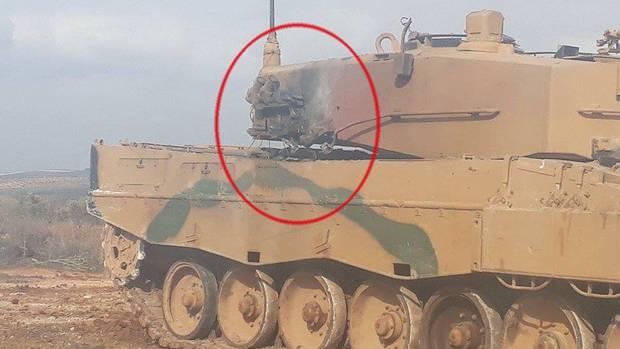 Deutschland machte Türkei keine Auflagen für Leopard-2-Einsatz