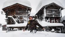 Lawine Lawinengefahr - Alpen - Deutschland - Frankreich - Schweiz - Österreich