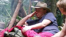 Matthias Mangiapane im Dschungelcamp