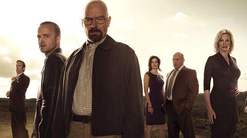 """Der """"Breaking Bad""""-Cast der letzten Staffel"""