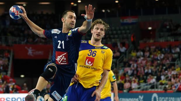 handball-em 2018 - tv - livestream - frankreich - schweden - serbien - weißrussland