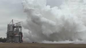 Nasa testet Raketenantriebsmodelle