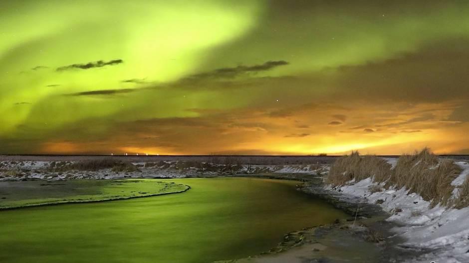 Aurora Borealis: Wie aus einer anderen Welt: So wunderschön sind Islands Polarlichter