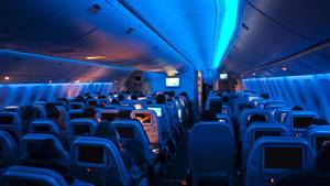 Das FBI registrierte 63 Vorfälle im Jahre 2017, doch die Dunkelziffern über sexuelle Belästigungen an Bord von Flugzeugen sind hoch.
