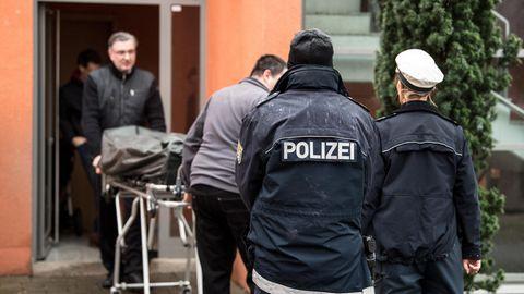 Darmstadt: Polizisten erschießen Vater nach Hilferuf der Mutter - nun ermittelt das Landeskriminalamt
