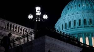 Der US-Kongress beendet den Regierungsstillstand