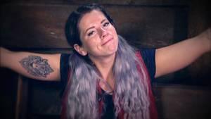 Jenny Frankhauser im Dschungelcamp