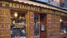 Madrid Restaurant