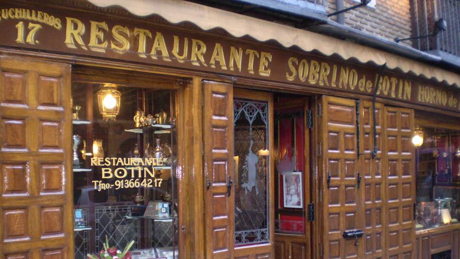 Madrid Restaurant