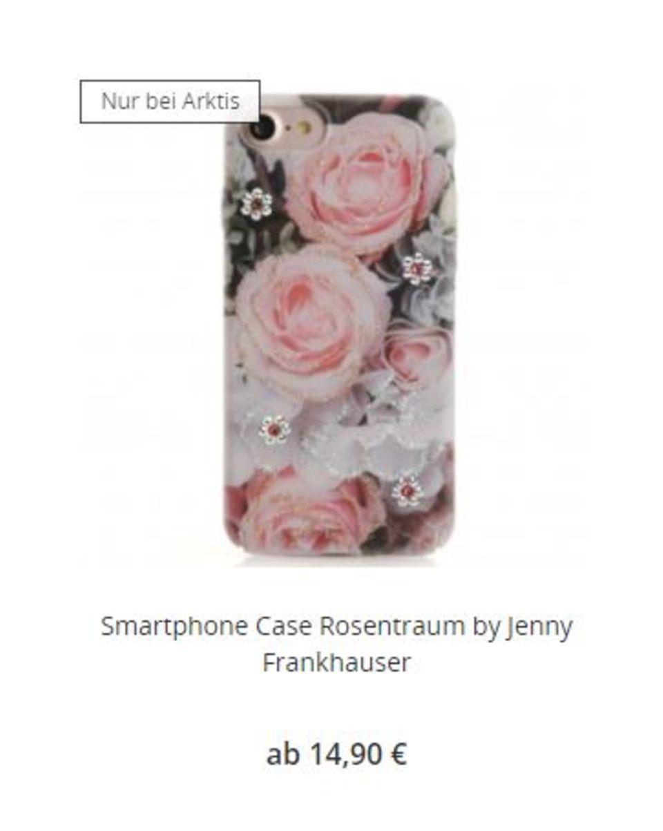 Jenny Frankhausers Online-Shop