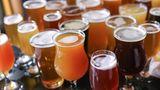 Craft Bier  Ein gutes Bier, oder ein guter Wein ist was Tolles. Nur denken Sie daran, wenn Sie schon etwas Besonderes zum Trinken mitbringen, dann bringen Sie's für alle Gäste mit und trinken Sie die besondere Flasche Craft Bier nicht allein.
