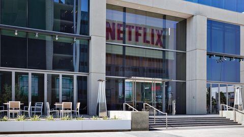 Der Netflix-Sitz in Hollywood - hier wird das traditionelle Kino verändert